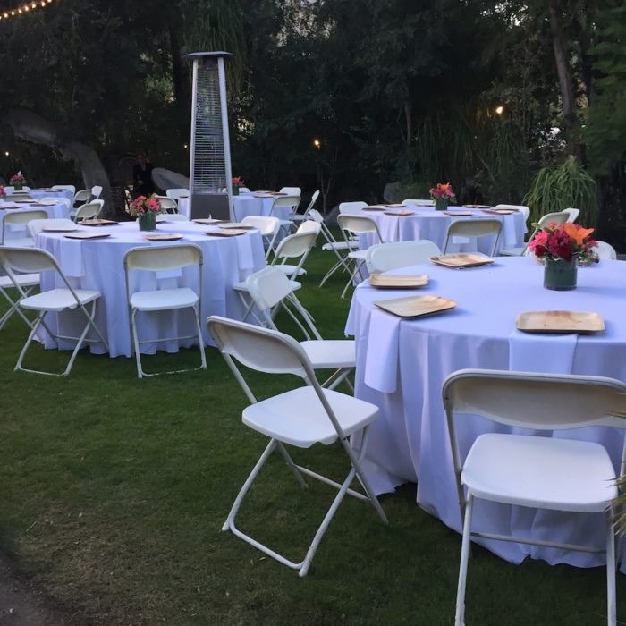 event spaces Palm Springs